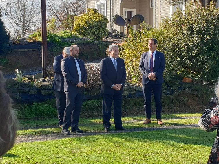 Deputy Prime Minister visit
