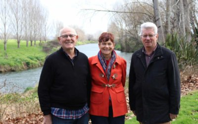 Media release: Historic Maritime Park development set to float into Paeroa
